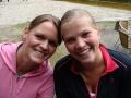 Marieke en Annebeth