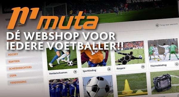 Banner voetbalwebshops