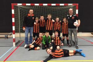 VV Sweel E1 kampioen