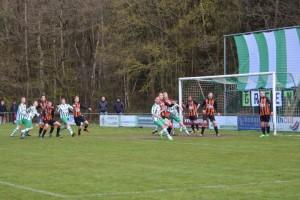 Witteveen 1 - VV Sweel 1 019